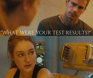 four, insurgent, and theo image