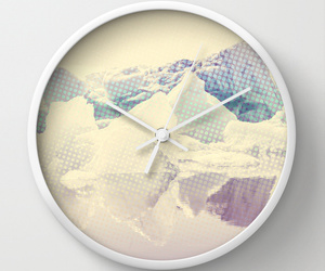 design, iceland, and wallclock image
