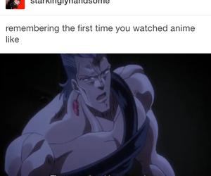 anime, fandom, and funny image