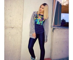 female rapper, rap queen, and stacey r image