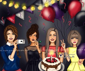 girly_m and friends image