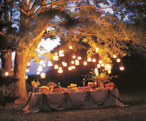 light, party, and candle image