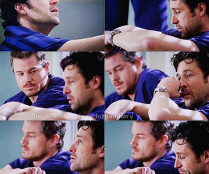 patrick dempsey, grey's anatomy, and mark sloan image
