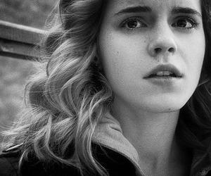 emma, watson, and hermione image