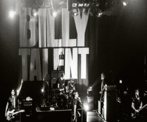 billy talent, ben kowalewicz, and ian d'sa image