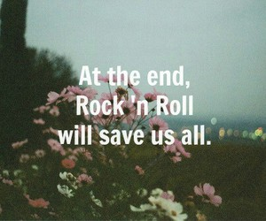 rock n roll, rock, and music image