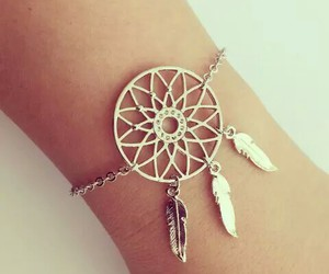 diy, dream catcher, and fashion image