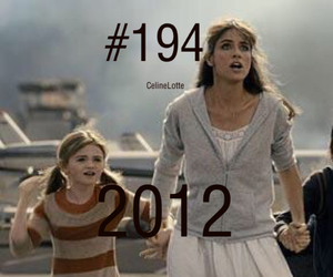 2012 and movie image