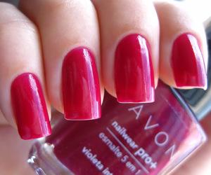avon, esmalte, and nail polish image
