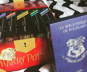 books, harry potter, and livres image
