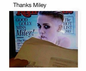 funny, miley cyrus, and miley image