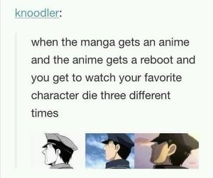 fullmetal alchemist, roy mustang, and fma image