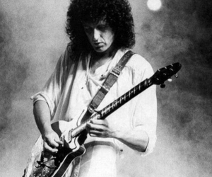 Queen, brian may, and guitar image
