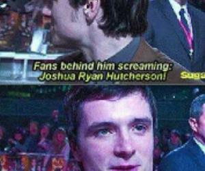 josh hutcherson, funny, and josh image