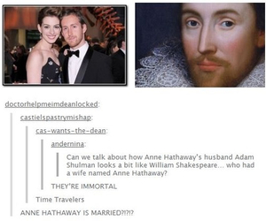 tumblr, Anne Hathaway, and lol image