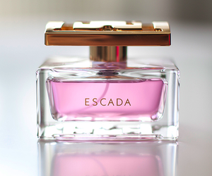 escada, perfume, and pink image