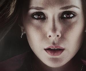 elizabeth olsen, Marvel, and scarlet witch image