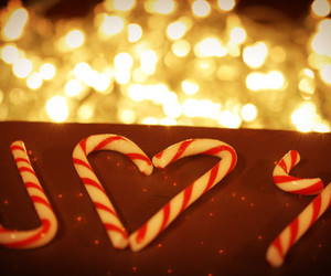 candy, christmas, and love image