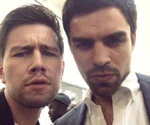 reign, torrance coombs, and sean teale image