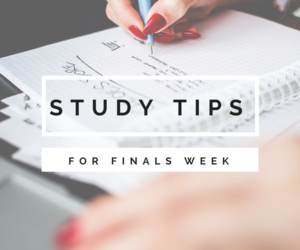 finals, study, and week image