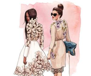 boho, indie, and fashion image