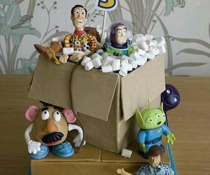 cartoon, disney, and toys image