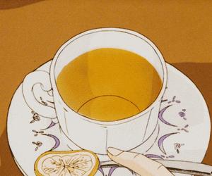 80s, tea, and kawaii image