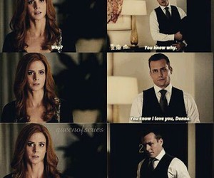 donna, cute, and harvey image