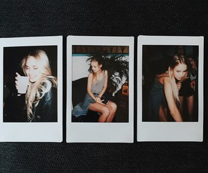 polaroid and scarlett leithold image