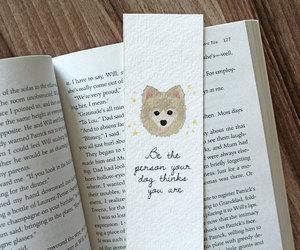 bookmark, love, and books image