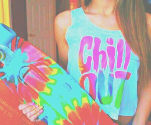 tumblr, chill out, and summer image