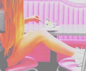 ice cream, pastel, and summer image