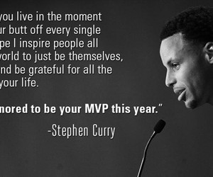 curry and mvp image
