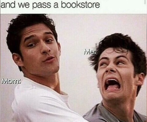 funny, dylan o'brien, and lol image