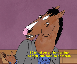 friendship, quotes, and bojack image