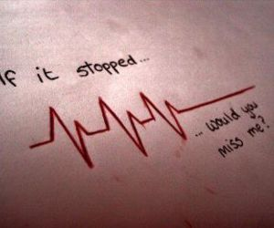 heart, miss, and quotes image