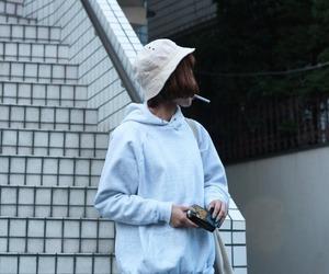 fashion, japanese fashion, and ストリートスナップ image