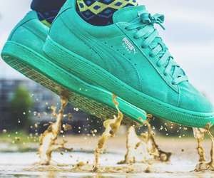 classic, puma, and sneakers image