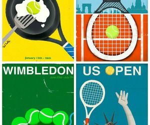 grand slam, tennis, and wimbledon image