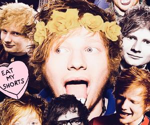 ed sheeran and Collage image