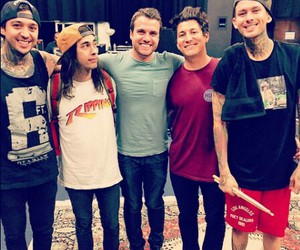 all time low, atl, and mike fuentes image