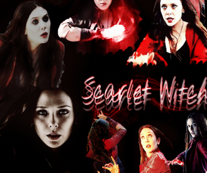 scarlet witch, wanda maximoff, and age of ultron image