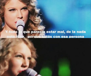 amor, cancion, and fearless image