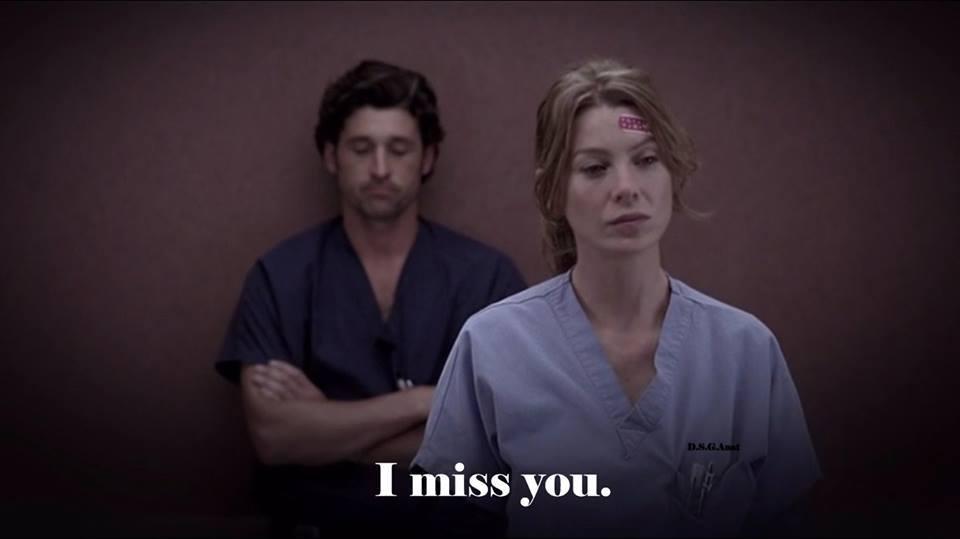 1) Grey\'s Anatomy Quotes | via Facebook on We Heart It