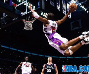 sport, Basketball, and dunk image