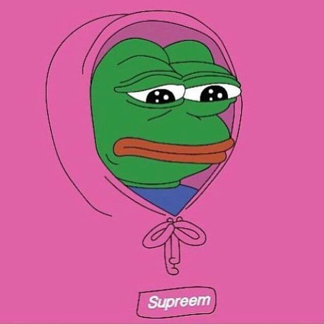 Pepe Frog Discovered By Nathsgc On We Heart It