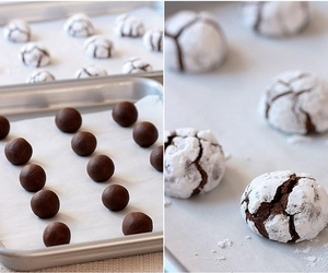 chocolate, food, and baking image
