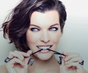 Milla Jovovich, beautiful, and resident evil image