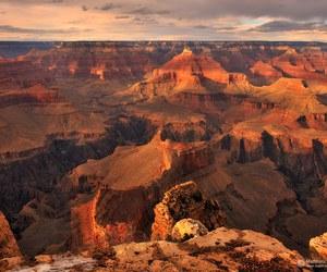 grand canyon and usa image