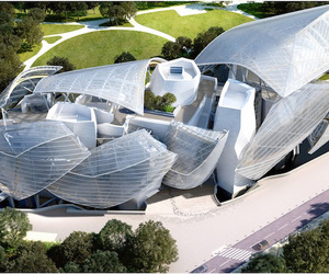 architecture, art, and Louis Vuitton image